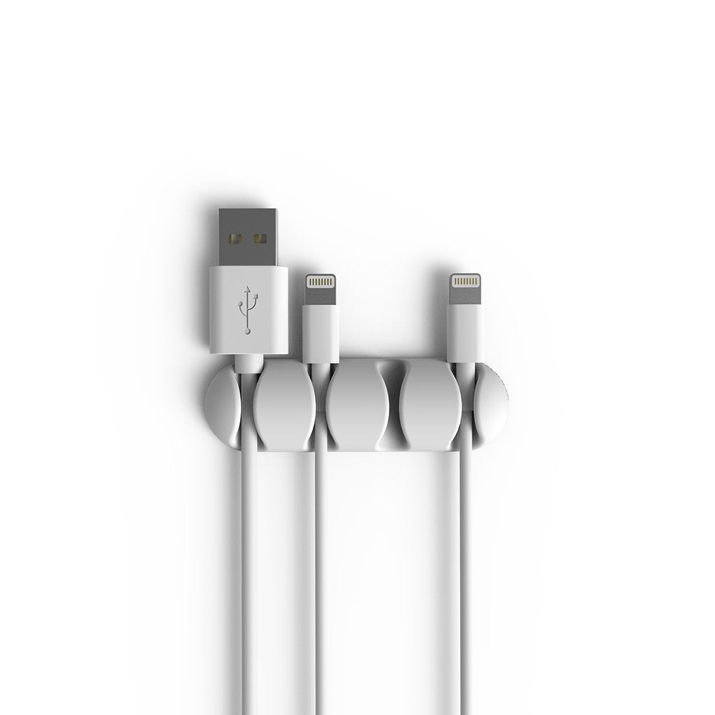 BlueLounge · CableDrop Multi · White