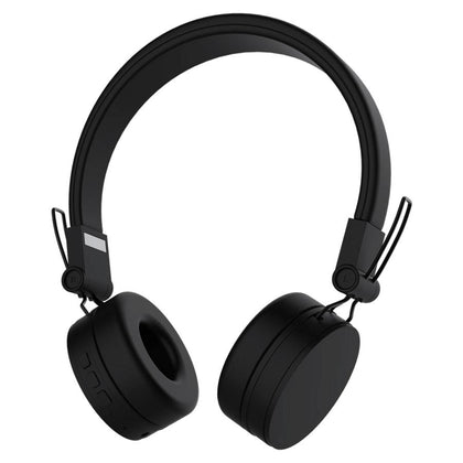 DeFunc · Bluetooth Headphone Go · Black