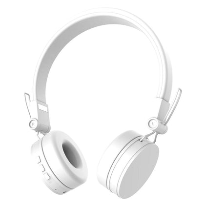 DeFunc · Bluetooth Headphone Go · White