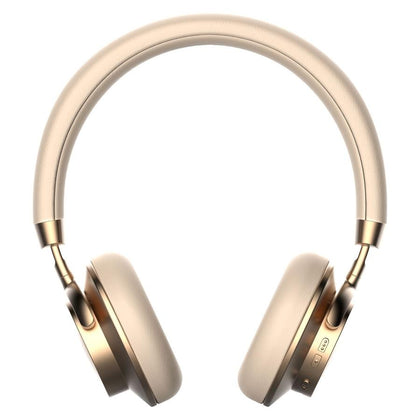 DeFunc · Bluetooth Headphone Plus · Gold