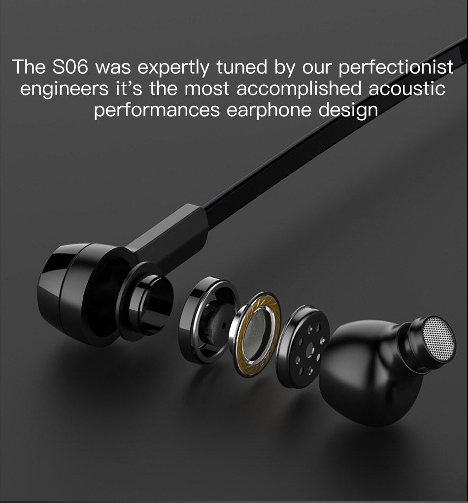Baseus · Encok Wireless Earphones S06