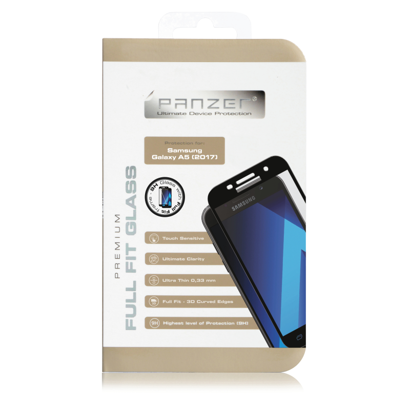 Panzer · Premium Full Fit Glass