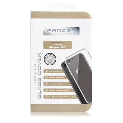 Panzer · Premium Glass Cover