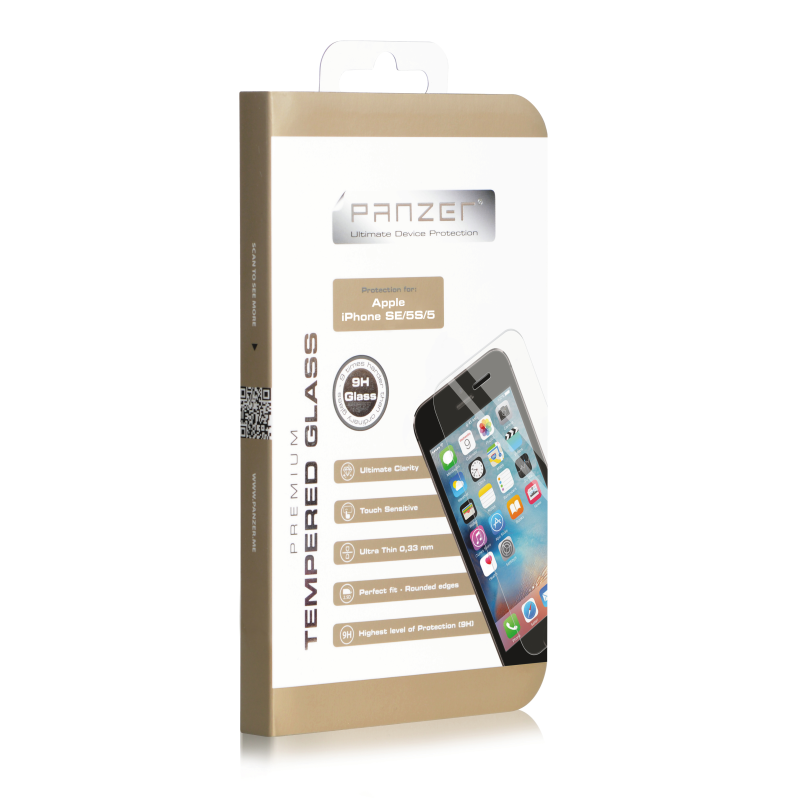 Panzer · Premium Tempered Glass