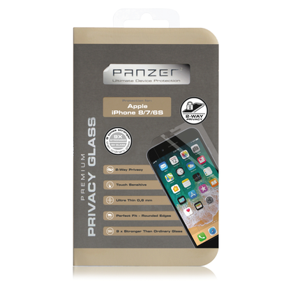 Panzer · Premium Privacy Glass