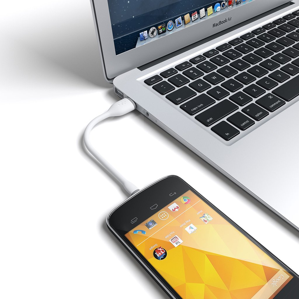 Satechi · Flexible Micro USB Cable (25 cm)