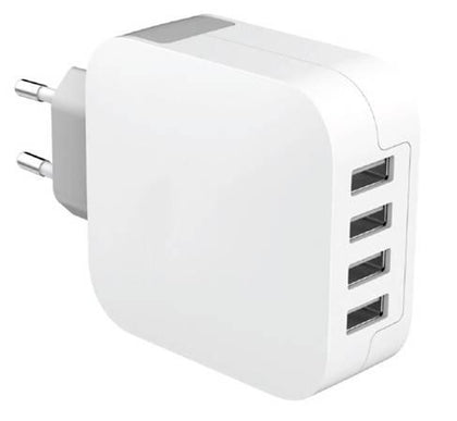 Vivanco · Quick USB Charger (4xUSB) (4.8A)