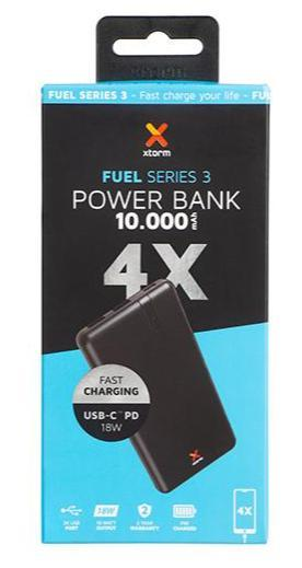 Xtorm · Powerbank Core · 10.000mAh