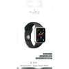 Puro · Icon Silicone Band for Apple Watch · Black
