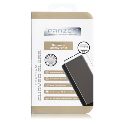 Panzer · Premium Curved Glass