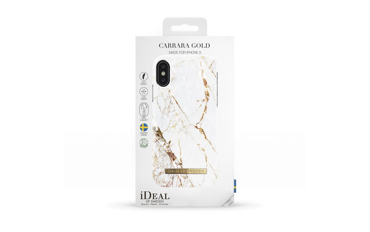 iDeal of Sweden · Carrara Gold