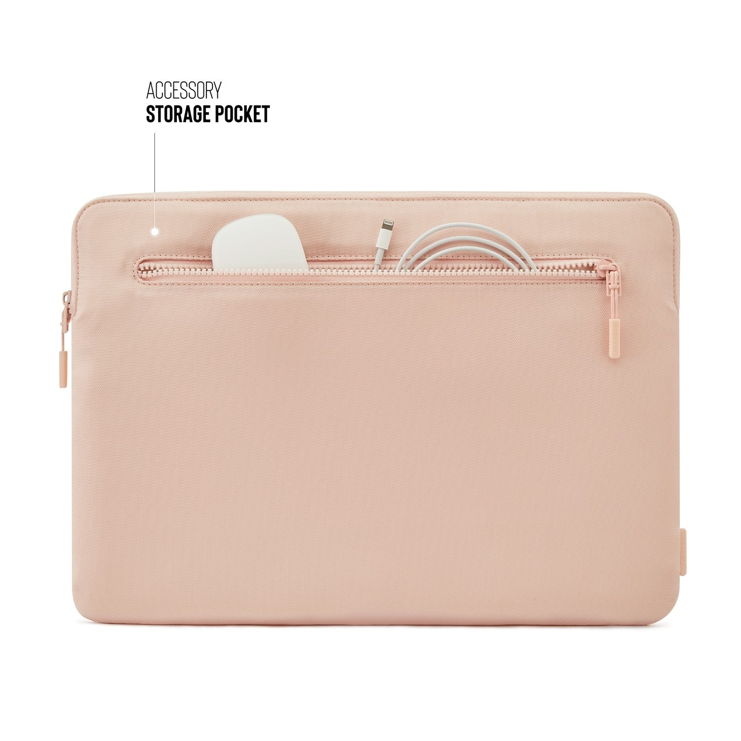 Pipetto · Macbook 13'' Sleeve Organiser · Rosa