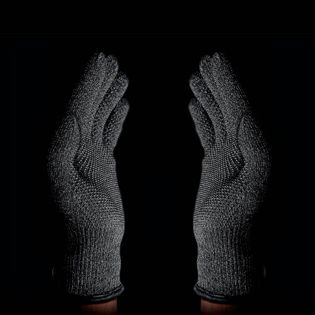 Mujjo · Double-Layered Touchscreen Gloves · Large