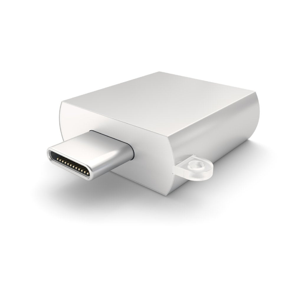 Satechi · USB-C Adapter · Silver