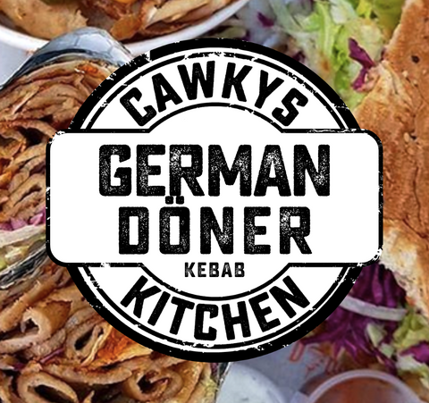 GERMAN DÖNER (MEDIUM)