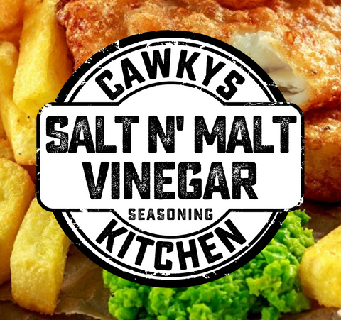 SALT N' MALT VINEGAR (MILD)