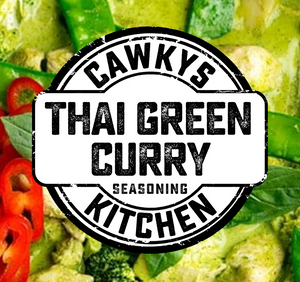 THAI GREEN CURRY (MED/SPICY)