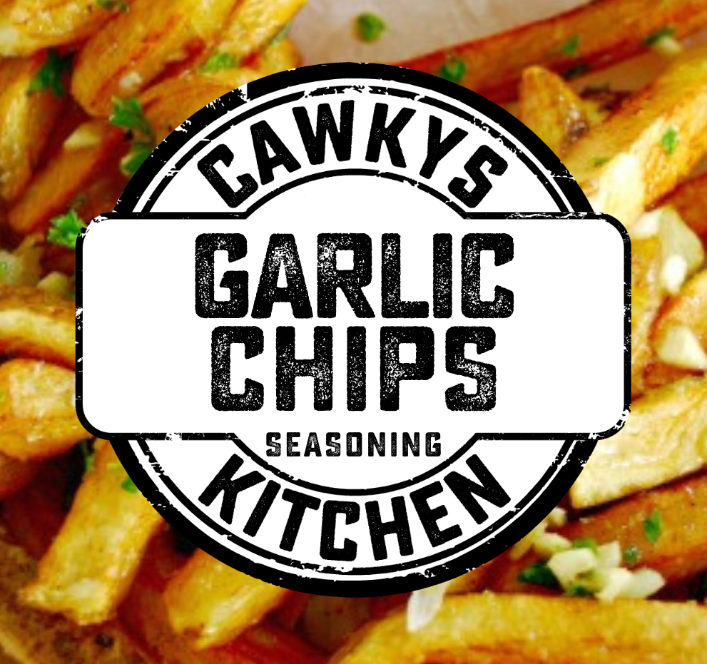 GARLIC CHIPS (MEDIUM)