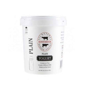 Plain Yogurt - Ronnybrook Farm - 32oz
