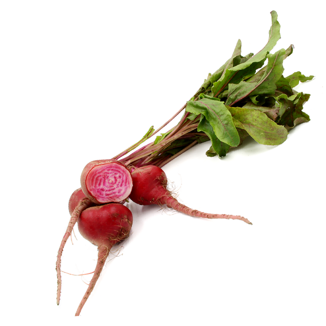 Candy Stripe Beets - 2lbs