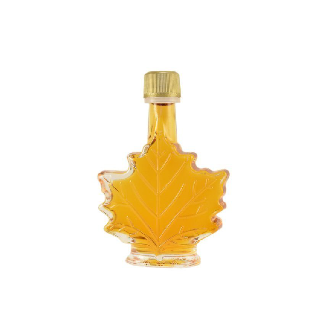 Maple Syrup - Maple Leaf Sugaring - 8oz