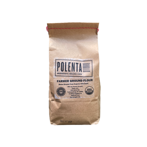 Polenta - Farmer Ground - 2 lb