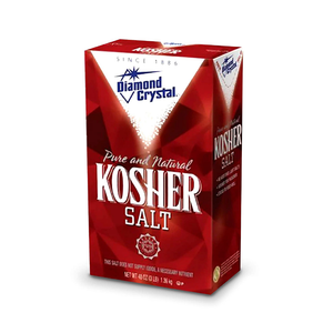 Diamond Crystal Kosher Salt - 3lbs