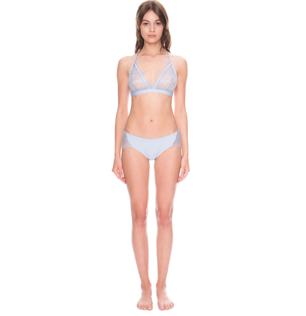 Abby Brief in Pastel Blue