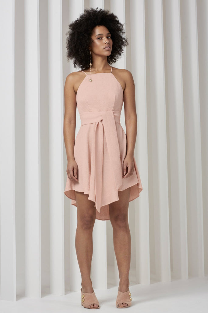 DO IT RIGHT DRESS (BLUSH)