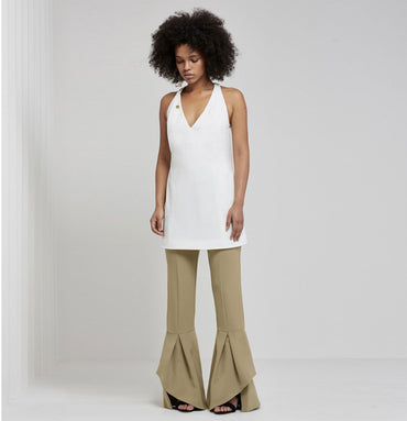 FALL INTO THE LIGHT DRESS (IVORY)