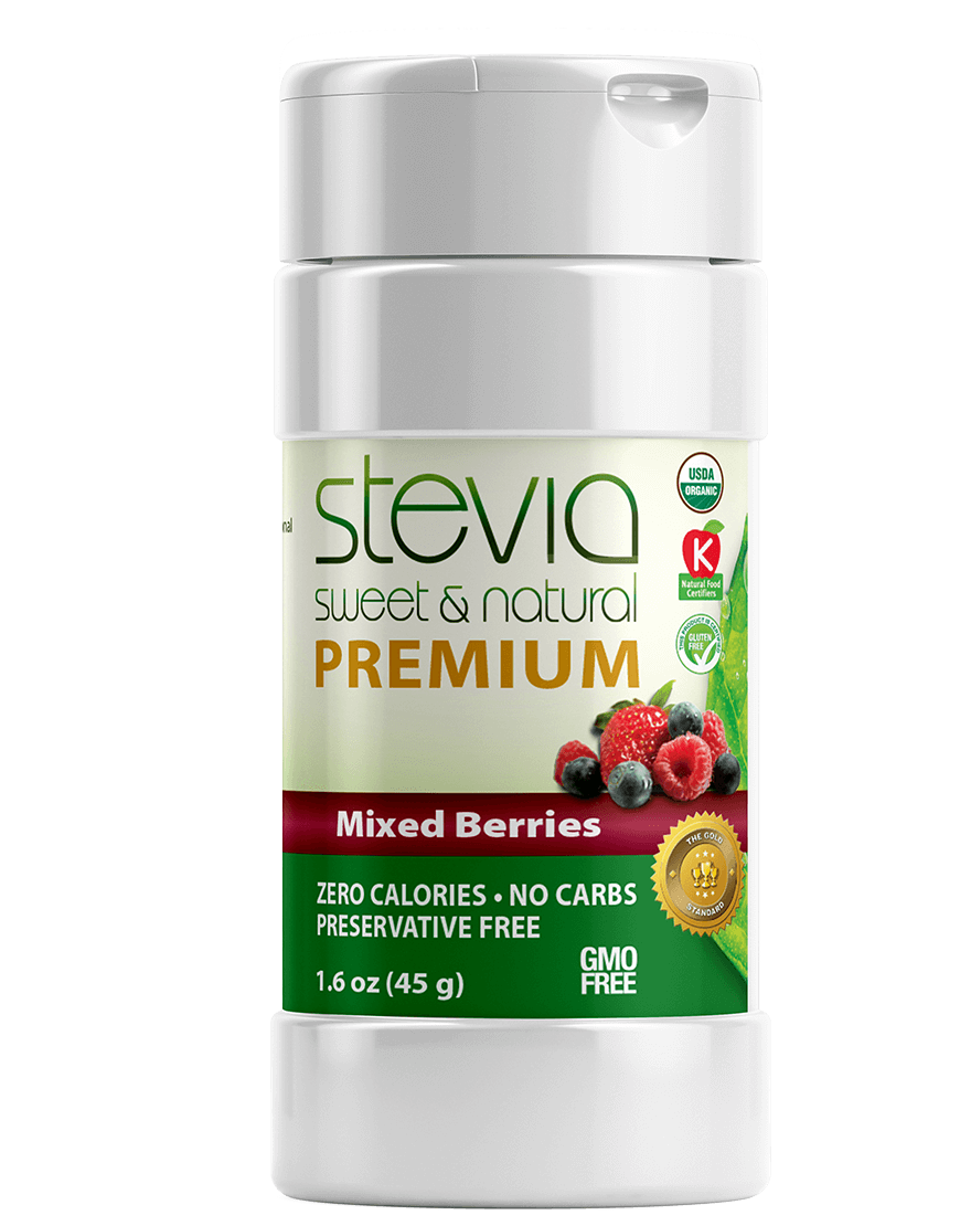 MIXED BERRY STEVIA SHAKER