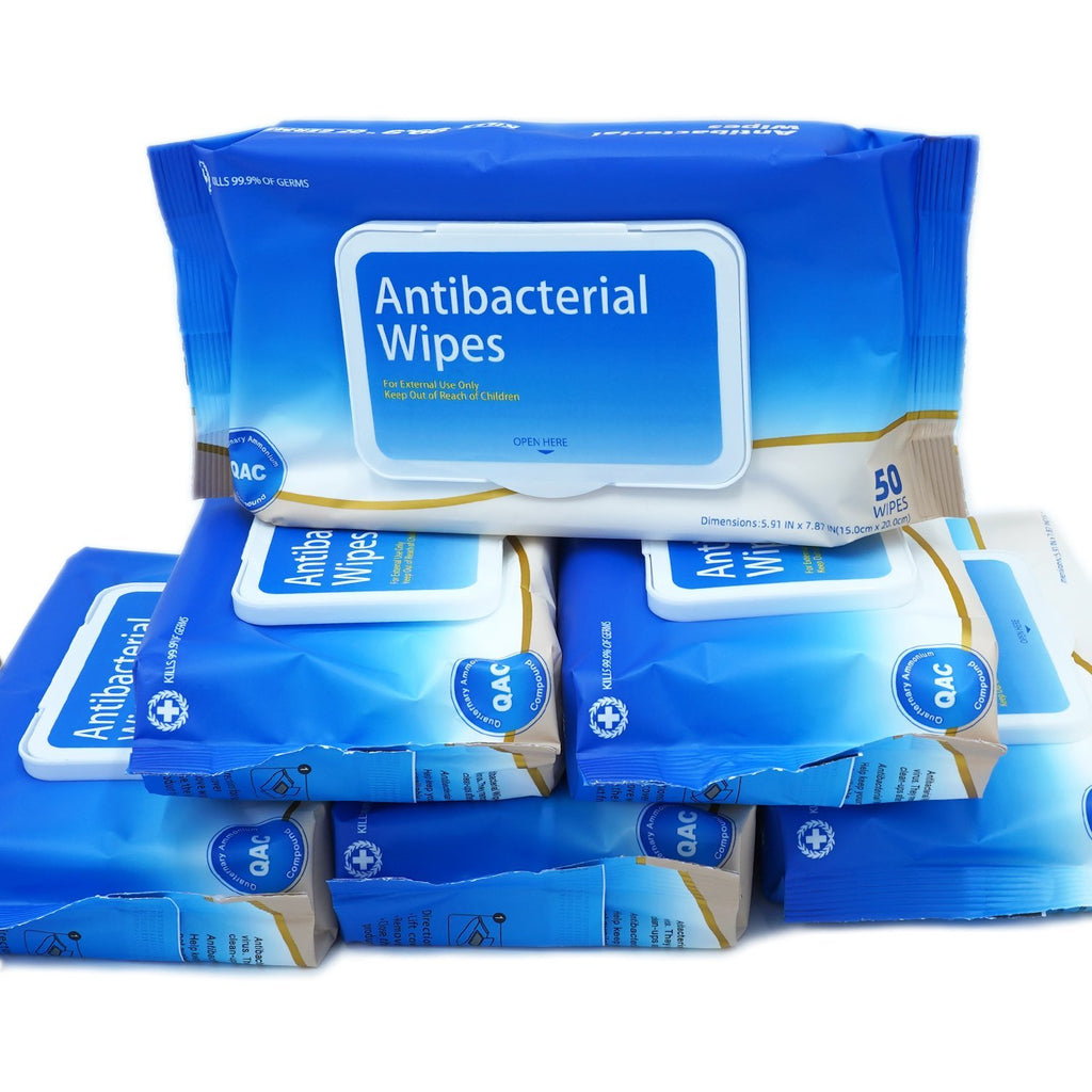Disinfectant Wipes Klerzix