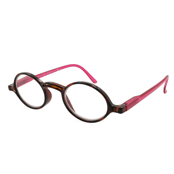Rond Tortoise Pink