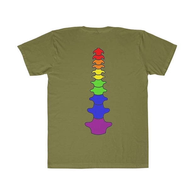 Unisex Pride by Design Fitted Tee