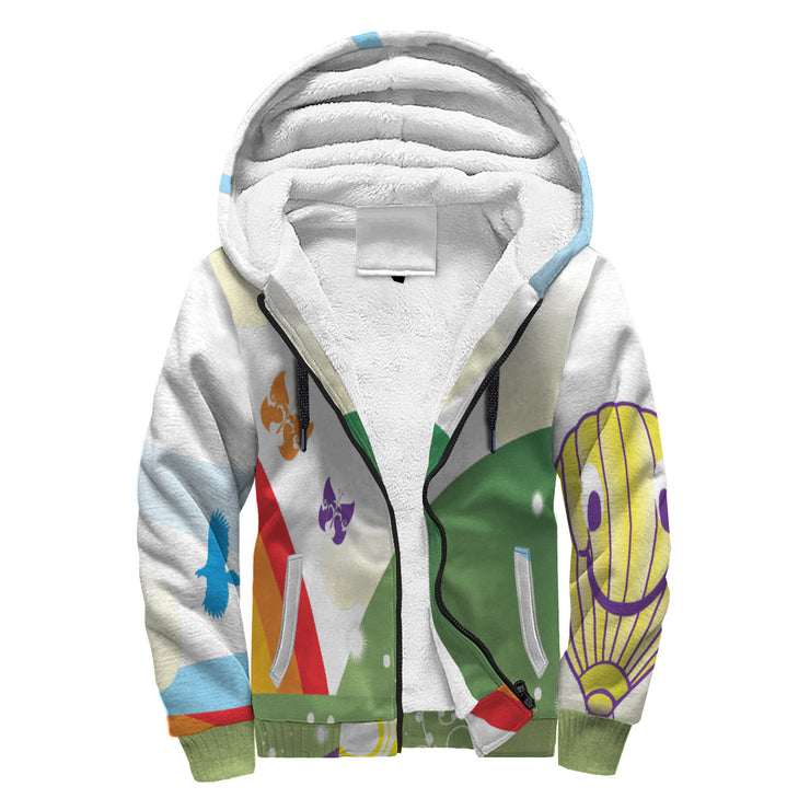 Super Gay All Over Print Hoodie