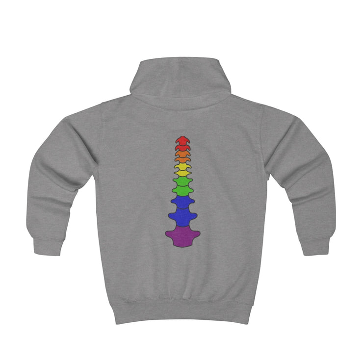 Pride by Design Youth Hoodie