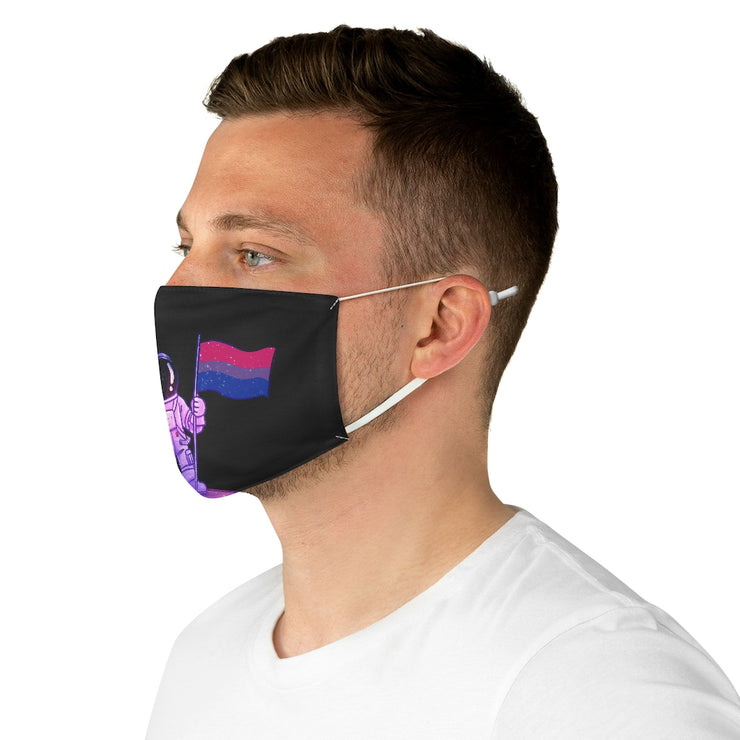 Planet Bi Fabric Face Mask