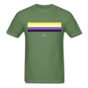 Gildan Ultra Cotton Adult T-Shirt - military green