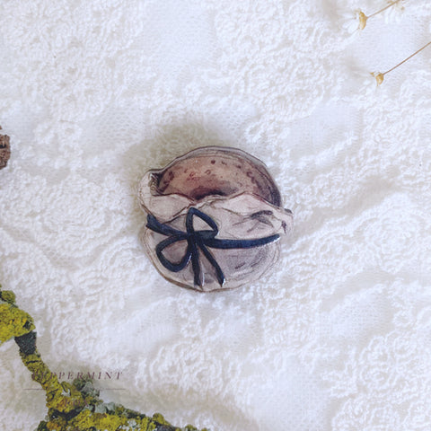 Picnic Lunch Brooch