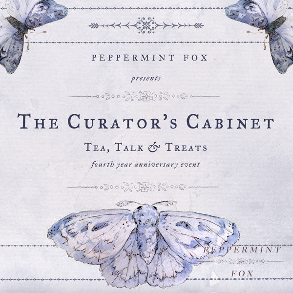 Curator's Cabinet Event Ticket