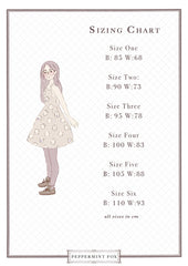 Tea Emblem Milk Tea Signature Dress