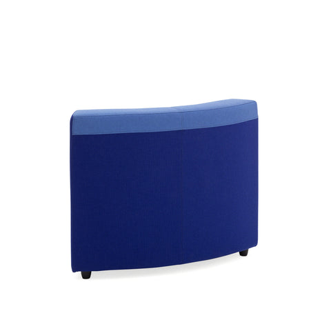 Steelcase Turnstone Campfire Inside 60 Lounge Blue Box Office Furniture Chair Back