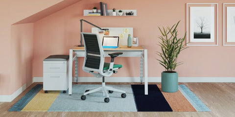 Steelcase Think Blue Box Office Furniture Office Chair