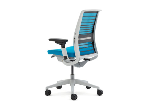 Steelcase Think Blue Box Office Furniture Chair
