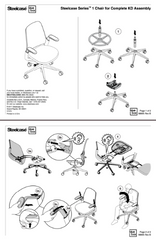 Steelcase Series 1 Assembly - Blue Box bybluebox