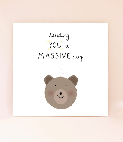 Sending You A Massive Hug