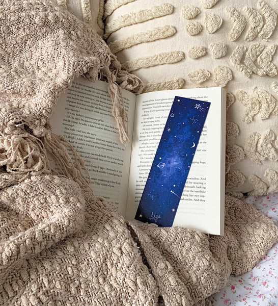 Out Of This World Bookmark