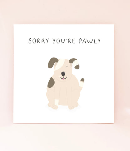 Sorry You're Pawly