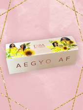 AEGYO Glow Set - DIBA by Dibawssette dark skin woc women of color makeup skincare