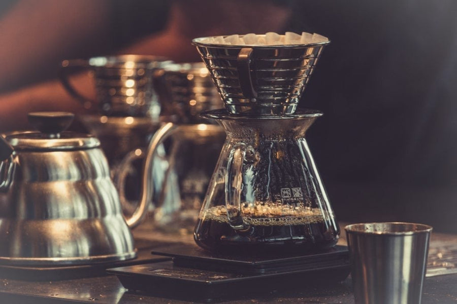 The Basics to Brewing Cafe Quality Coffee At Home